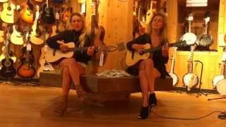 #sesionesacusticas Las Martí - Sucio Perro (Acústico) en Guitar Center