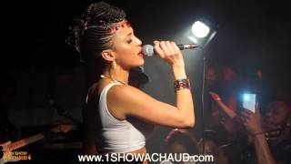Phyllisia Ross & Melodeek Kompa France - Only For You (Live 2016)