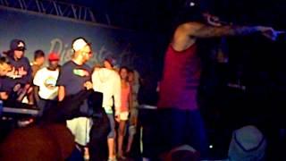 baroni one time viernes por la noche carnavales cuyagua 2013