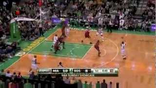 NBA - Boston Celtics vs Miami Heat Highlight (13.02.2011)