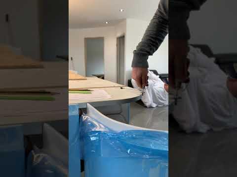 measuring-kitchen-worktop-radius-corners-using-prodim-proliner---projects-by-®creoglass-design-uk