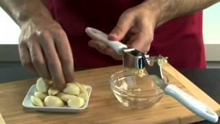 Видеообзор: Пресс для чеснока Tescoma Presto 420190