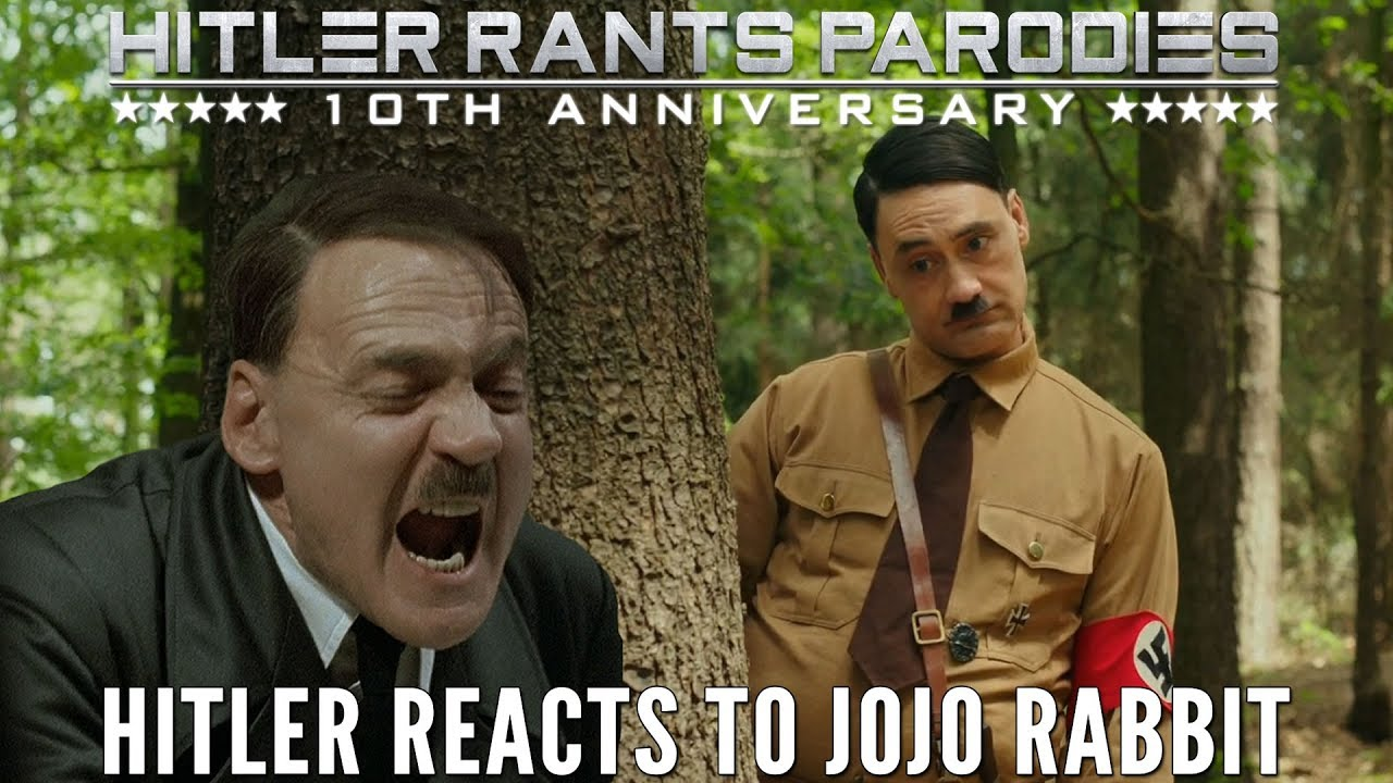 Hitler reacts to Jojo Rabbit