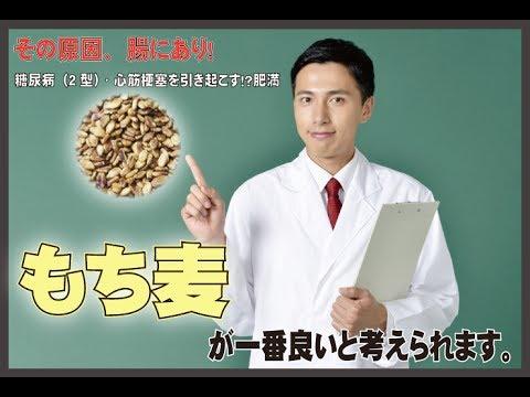 もち麦 ダイエット方法 テレビで紹介