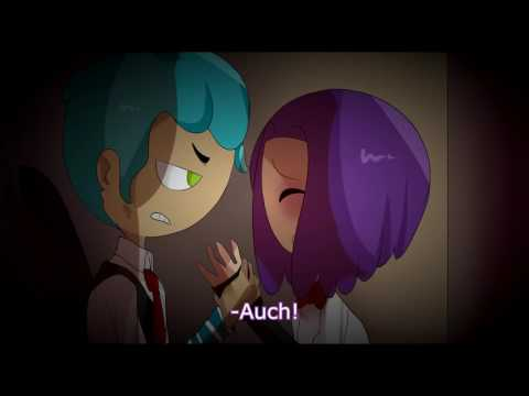 Bon x Bonnie mini comic #FNAFHS