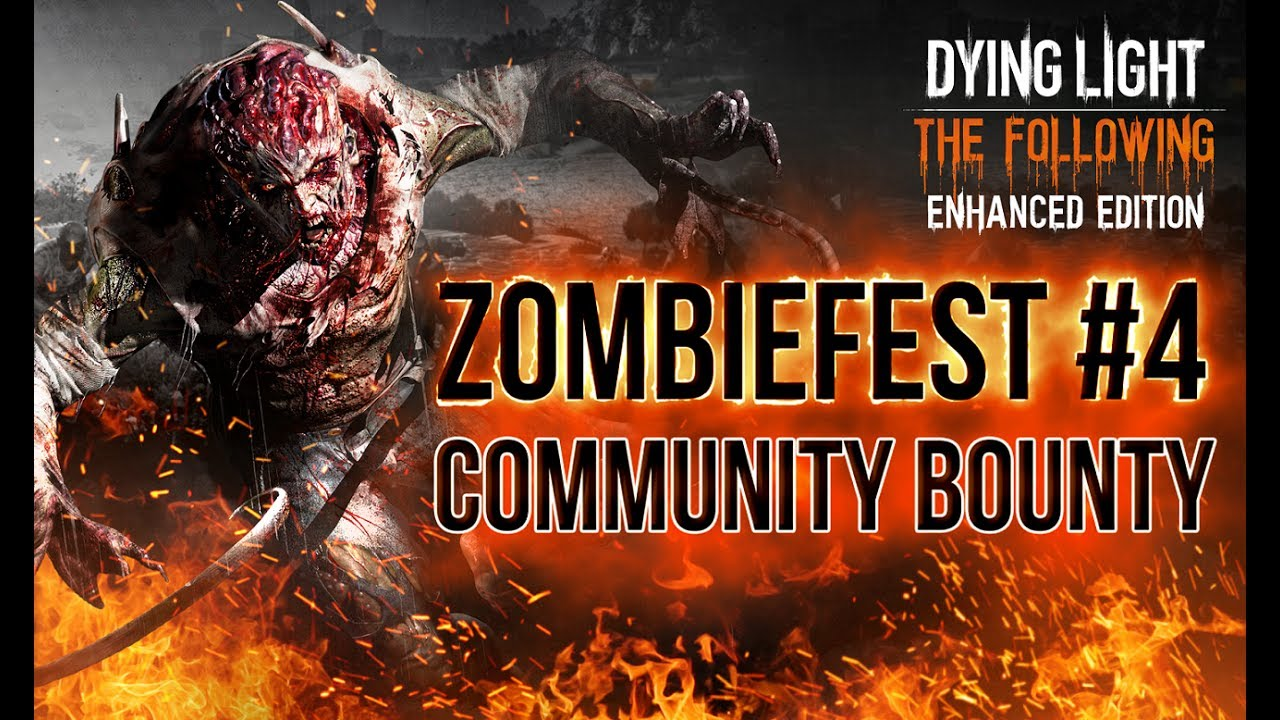 Dying Light | Zombiefest #4