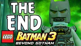 LEGO BATMAN 3 - BEYOND GOTHAM - LBA - EPISODE 25 - THE END (HD)