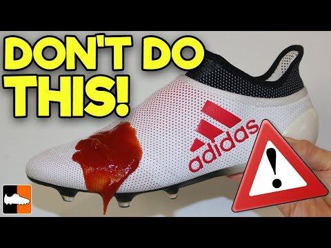Football boots vs mustard 🍅 ketchup...