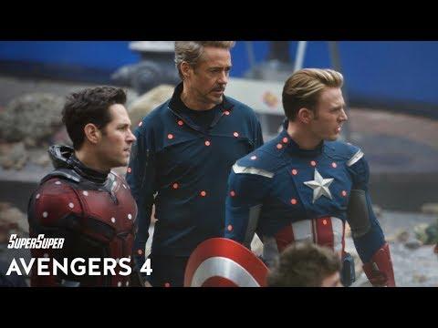 Avengers 4 Plot Synopsis Explained in Hindi   SuperSuper