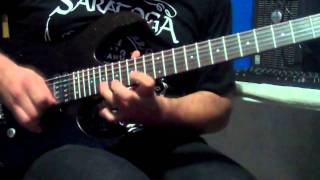 Steve Vai For the Love of God (Cover)
