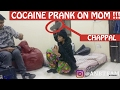 Cocaine Prank On Mom (Gone Wrong) | Pranks in India | ANB Team