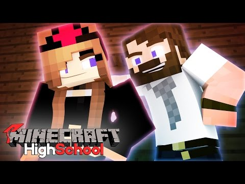 My Dad is Cheating!? | Minecraft HighSchool [S8: Ep.6 Minecraft Roleplay Adventure]