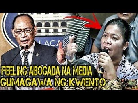 Sec. Benjamin Diokno Nag Init ang Ulo sa Isang Media, Gumagawa ng Issue na Ikakasira ni DUTERTE, #1