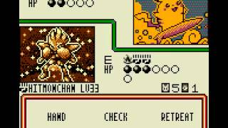 Game Boy Color Longplay [020] Pokemon Trading Card Game