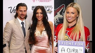 Karlsson's wife Partner of teammate hara ssed couple