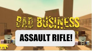 AR ONLY (OMG SO OP!) Roblox Bad Business