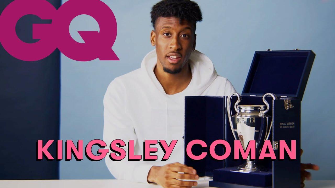 Download Les 10 Essentiels de Kingsley Coman (Trophée, Macbook, jeu d'échecs) | GQ