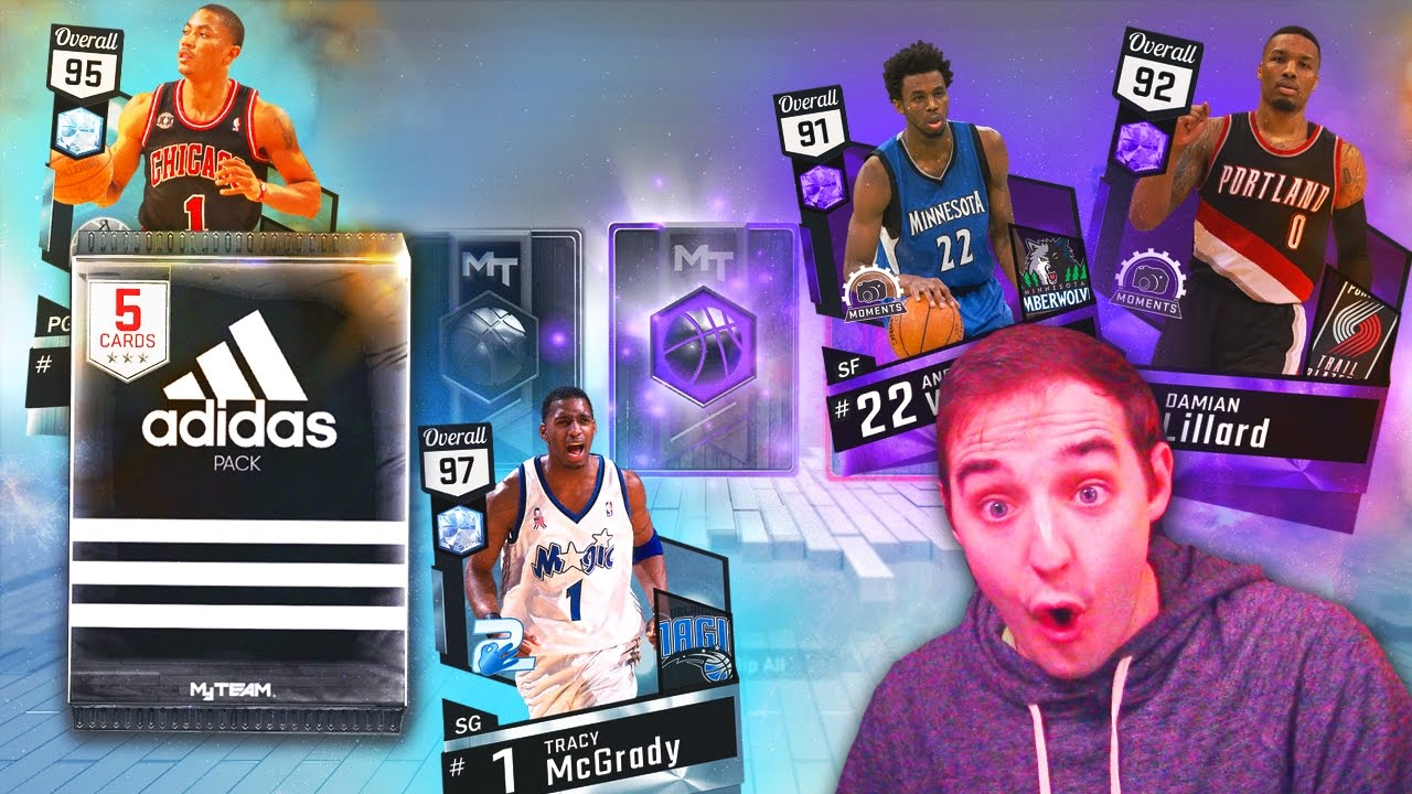 f559ae57863a NBA 2K17 My Team NEW ADIDAS PACKS! ARE THESE FIRE  OMG! - YouTube