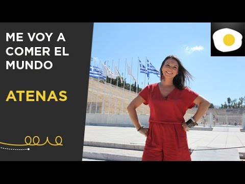 Descubrimos la cocina griega en Atenas | Me voy a comer el mundo ...