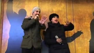 Lea Salonga and Lin-Manuel Miranda sing 'A Whole New World' at #Ham4Ham