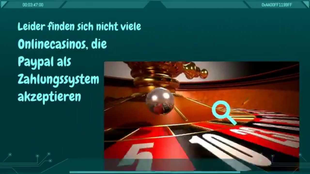 Paypal Online Casino Deutschland