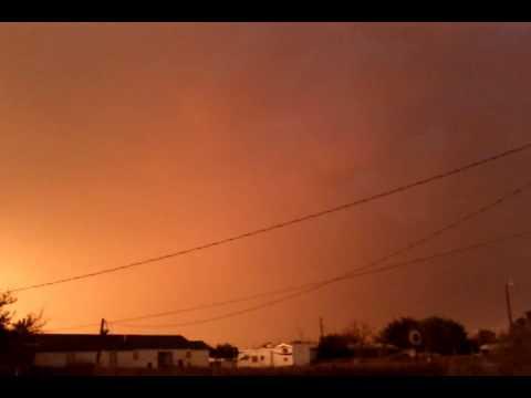 odessa lightening thunder storm rain weather bolts 3