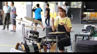 欣蒂 Cyndee 20170528 4K 2 凡人歌 Song of Ordinary People(Mayday五月天 feat.蕭敬騰Jam Hsiao)