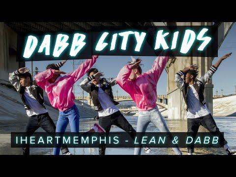 ILoveMemphis – Lean And Dabb | Dabb City Kids #LeanDabbDanceOn