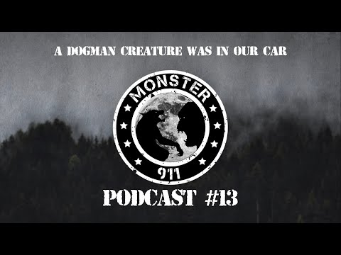 """Dogman Sasquatch Oklahoma Encounters, Episode 13, """"A Dogman Creature Was In Our Camp!"""""""