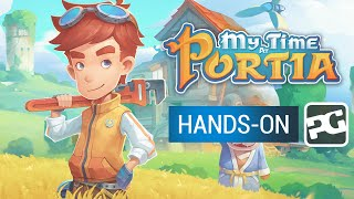 MY TIME AT PORTIA - Android, iPhone, iPad, | Hands-On