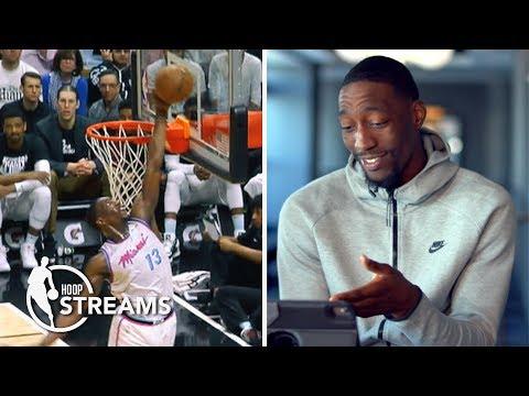 Bam Adebayo breaks down his best highlight dunks and blocks with Omar Raja | Hoop Streams