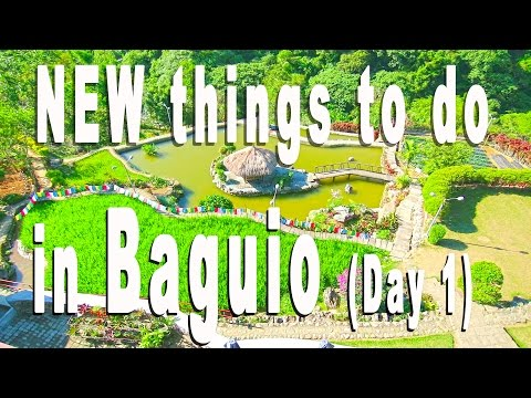 Travel Baguio Joybus - New Things to do in Baguio Day 1