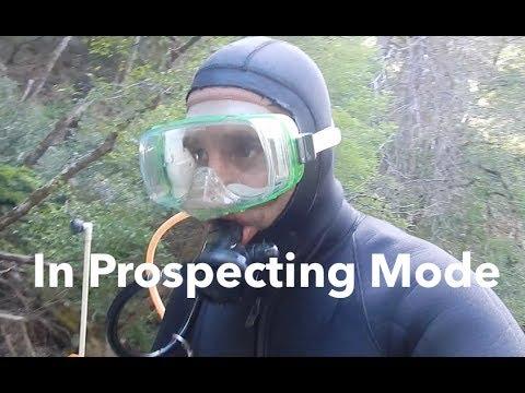 In Prospecting Mode Gold Dredging | Ep. 1