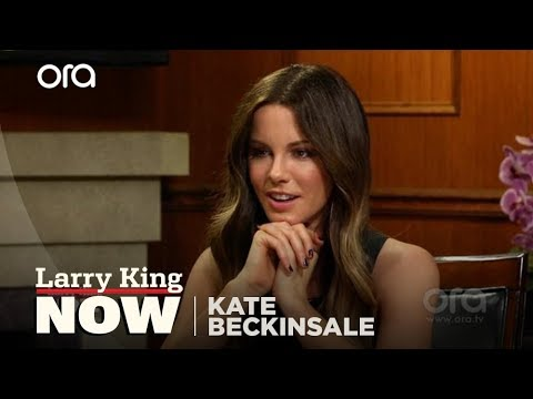 'If You Only Knew': Kate Beckinsale | Larry King Now | Ora.TV