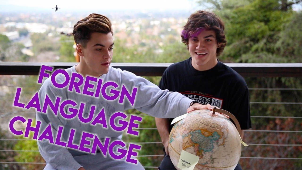 foreign-language-challenge