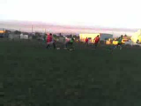 African Soccer 90016