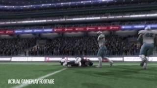 Backbreaker (PS3 X360) - Gameplay trailer