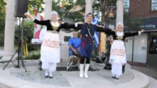 OFFICIAL Zorba Dance Tutorial