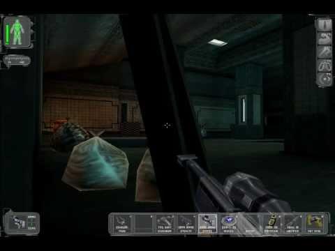 Deus Ex: Escape from Battery Park |