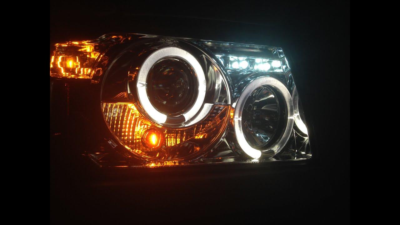 Ford ranger spyder headlights youtube ford ranger spyder headlights swarovskicordoba Gallery