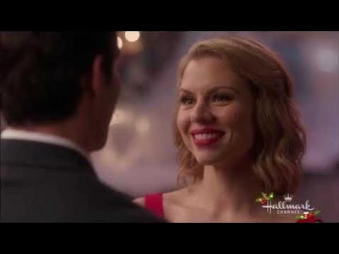 Download A Gift To Remember - Darcy & Aiden kiss Hallmark Christmas Movie 2017!