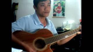 Xin anh giữ trọn tình quê guitar Trung Nguyễn bolero