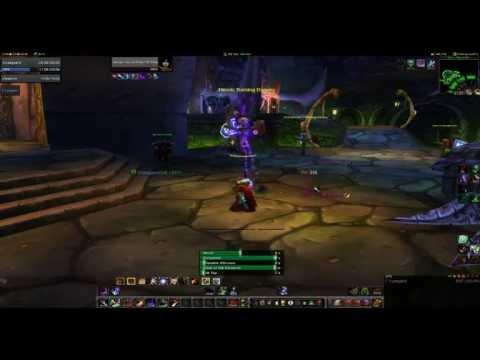 Affliction Warlock rotation 3.3.5