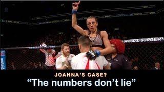Right score? Rose v Joanna 2 || Judging MMA