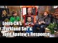 Andrew Santino & Theo Von on Louis CK's 'Parkland Set' & Judd Apatow's Response