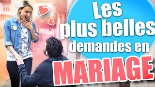 Les plus belles demandes en mariage - Natoo
