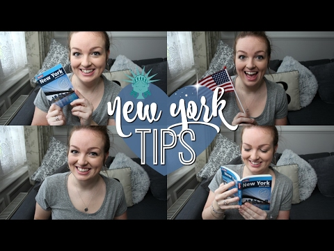 TEN TIPS FOR NEW YORK! ♡ | brogantatexo