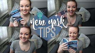 TEN TIPS FOR NEW YORK! ♡ | brogantatexo