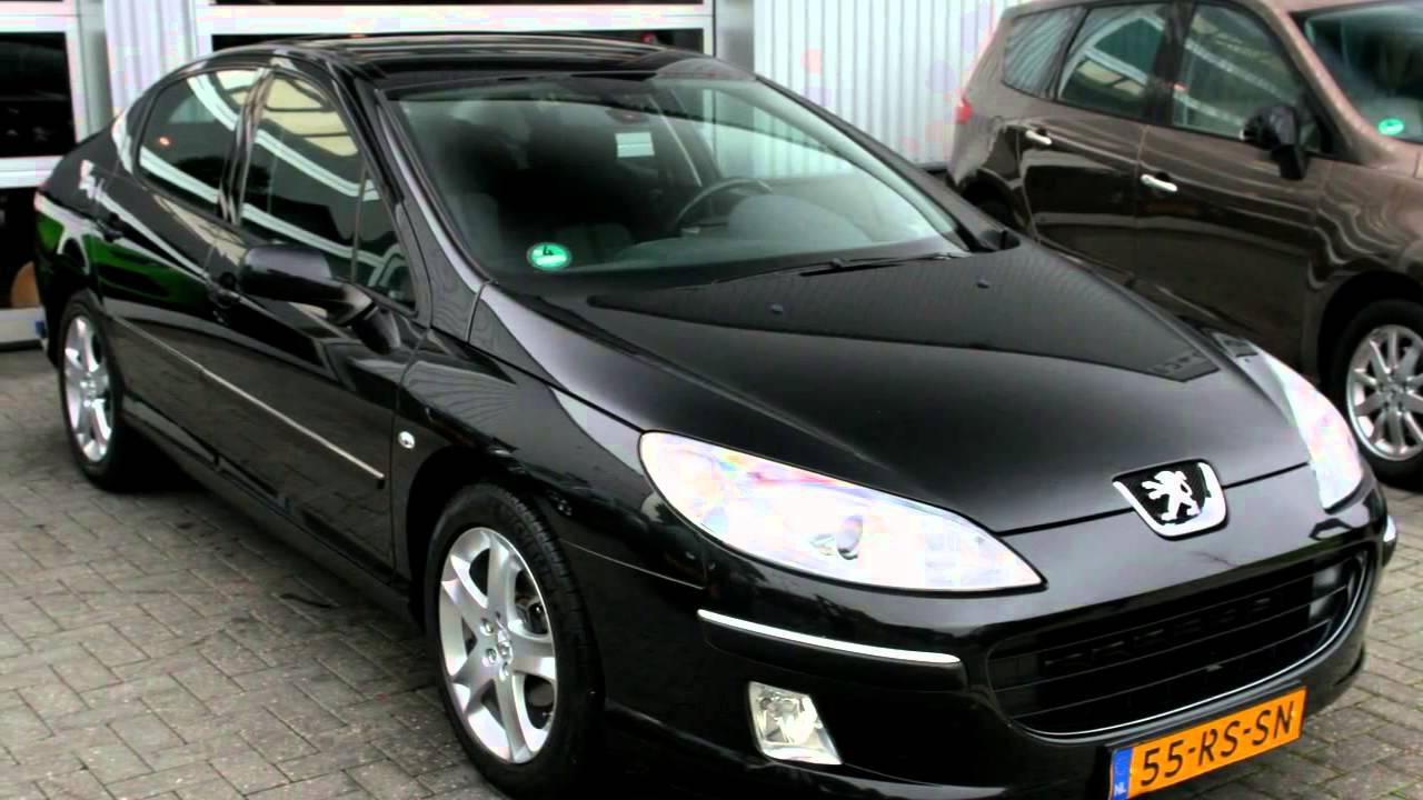 Peugeot 407 20 16v 136pk Xs Trekhaak 17lmv Pdc Ecc Jbl