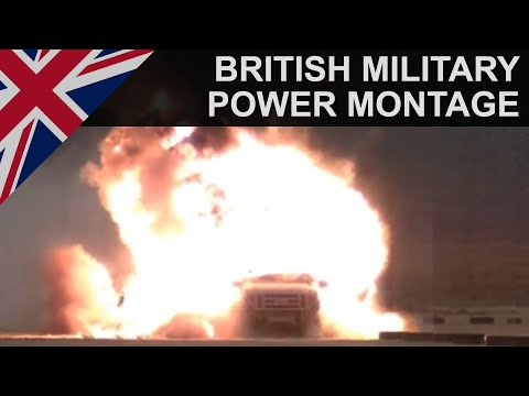 British Military Power Demonstration | HD